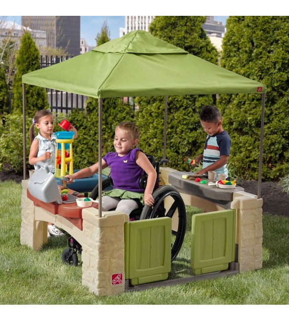 Step 2 All Around Playtime Patio with Canopy