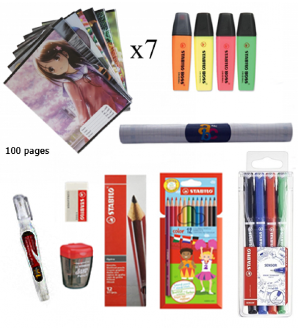 Back to School Value Package