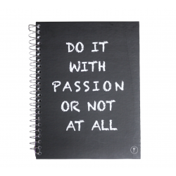 YM Sketch - Passion Notebook - 80 pages 15×20 cm