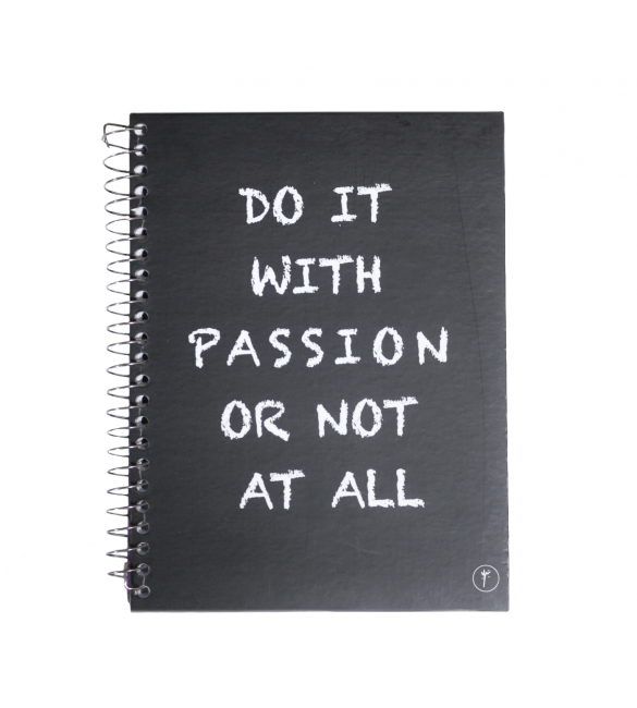 Passion Notebook