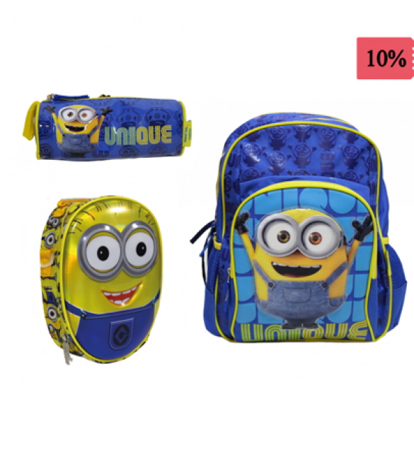 Minions Package  46 cm