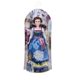 Disney Beauty and the Beast Belle Village Dress Doll