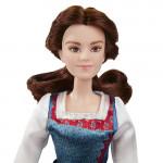 Disney Beauty and the Beast Belle Village Dress Doll