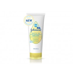 Johnson's Baby Head To Toe Extra Moisturizing Baby Cream 277g