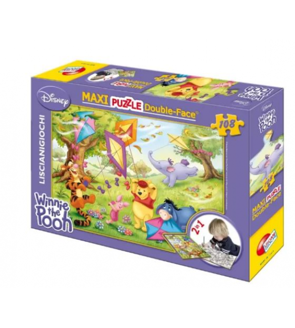PUZZLE DF SUPERMAXI 108 WINNI