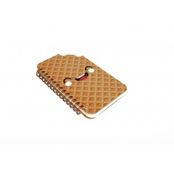 Notebook Ice Cream Wire