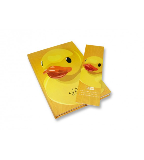 Hard Cover Notebooks - Duck