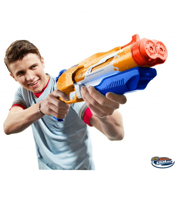 Nerf Soaker Double Drench