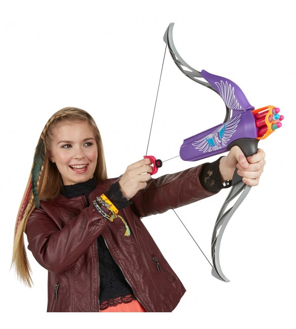 Nerf Rebelle Secrets & Spies Strongheart Bow