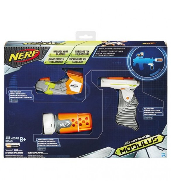 Nerf Stealth Ops Upgrade Kit