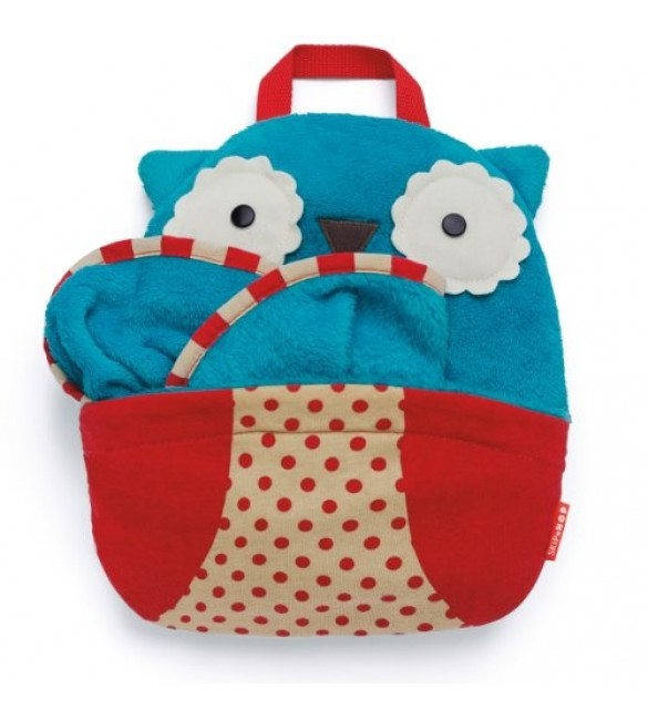 Skip Hop Travel Blanket, Otis Owl