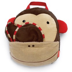 Skip Hop Travel Blanket, Monkey