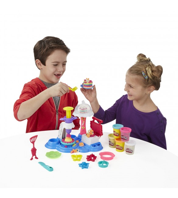 Play-Doh Cake Party Play Set