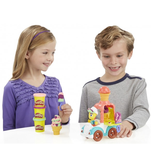 Play-Doh Town Ice Cream Truck