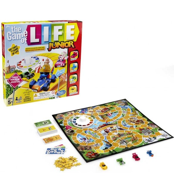 The Game of Life Junior-EN