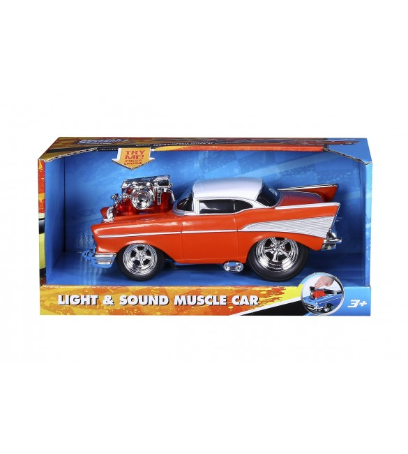Muscle Machines Light & Sound-Chevrolet Bel Air
