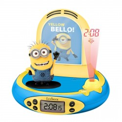 Despicable Me Projector Alarm Clock