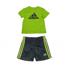 Adidas Elegant & Unique Shorts And T-Shirt