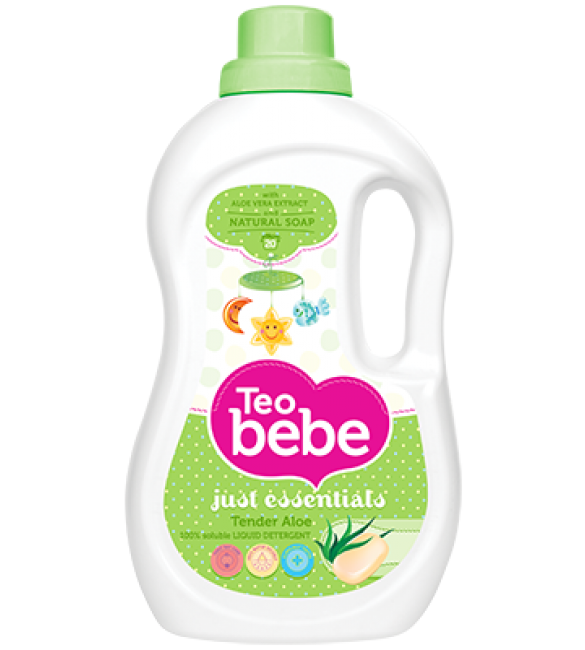 Teo Bebe Detergent And Fabric Softener 1.3 liter