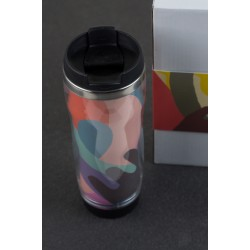 Travel Mugs Colorful
