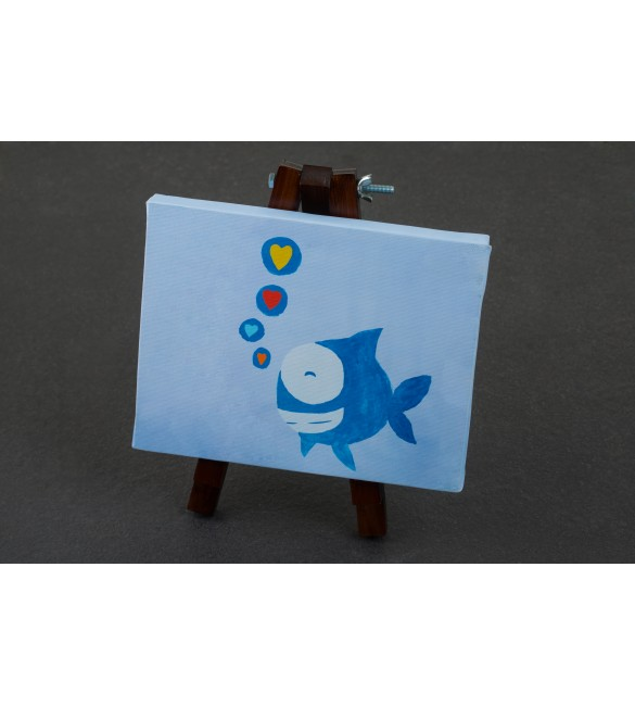 Canvases - Happy Fish