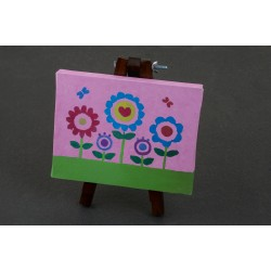 Canvases - Flower Hope - Hope Shop By KHCF