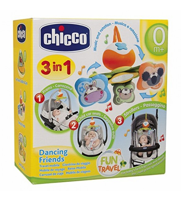 Chicco Safari cot mobile