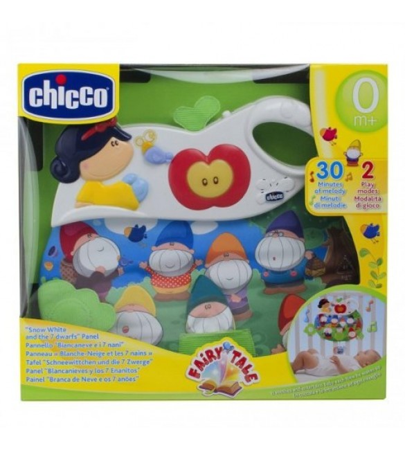 Chicco Snow White Panel and the Seven Dwarfs