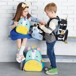 Skip Hop Zoo Little KId BackPack - Cow