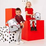 Skip Hop Zoo Little KId BackPack - Dalmatian