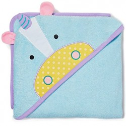 Skip Hop Zoo Hooded Towel - Unicorn