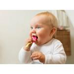 Jordan Children's Toothbrush Step 1, (0-2 years) Soft Brush