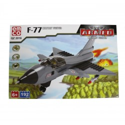 EMCO-MILITARY FIGHTER 192 Pieces