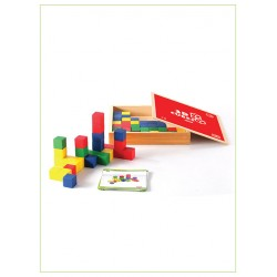 Edu Fun 3D Cubes