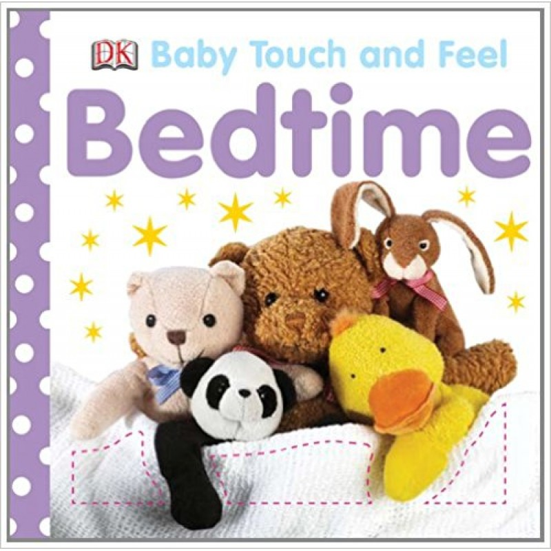 Touch And Feel Toys : Bedtime baby touch feel dumyah ladybird books