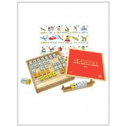 Edu Fun Arabic Alphabet Blocks