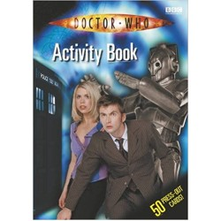 Doctor who : activity book