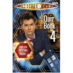 Doctor Who: Quiz Book 4