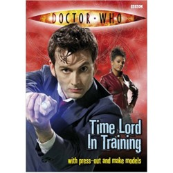 Doctor who : time lord in training