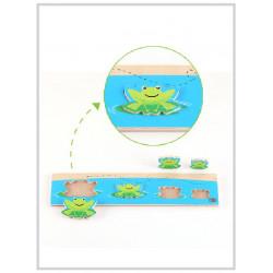 Edu Fun Discover Who's bigger? (Frog)