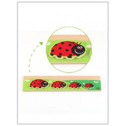 Edu Fun Discover Who's bigger? (Ladybird)