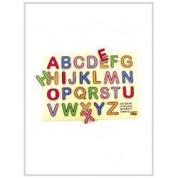 Edu Fun Alphabet Board (Capital)