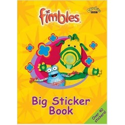 """Fimbles"" - Big Sticker Book"