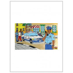 Edu Fun I Want to Be (police officer)