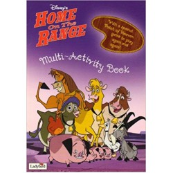 Home on the Range: Multi Activity Book