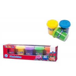 Crea Dough - 5 Basic Colors