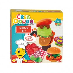 Crea Dough - Burger set