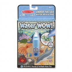 Melissa & Doug Water Wow! - Under The Sea Water Reveal Pad