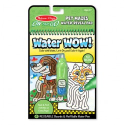 Melissa & Doug Water Wow! - Pet Mazes