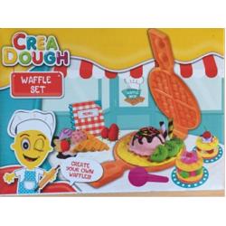 Crea Dough - Waffle Set